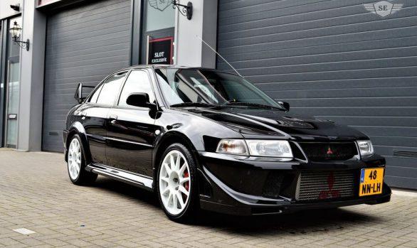 Mitsubishi Evo RS2